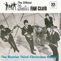 Cover The Beatles - The Beatles Third Christmas Record
