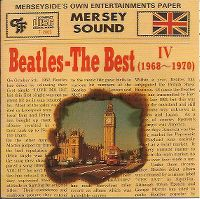 Cover The Beatles - The Best IV (1968~1970)
