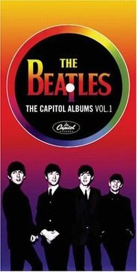 Cover The Beatles - The Capitol Albums Vol. 1