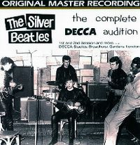 Cover The Beatles - The Complete Decca Audition