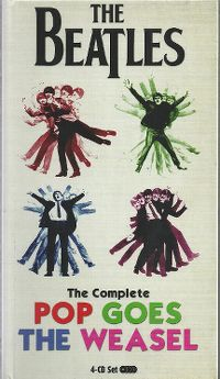 Cover The Beatles - The Complete Pop Goes The Weasel