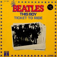 Cover The Beatles - This Boy