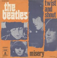 Cover The Beatles - Twist And Shout