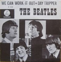 Cover The Beatles - We Can Work It Out / Day Tripper