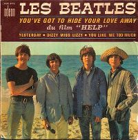Cover The Beatles - You've Got To Hide Your Love Away