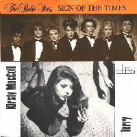 Cover The Belle Stars - Sign Of The Times
