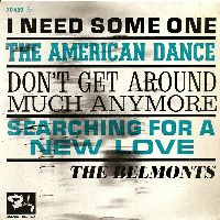 Cover The Belmonts - I Need Some One