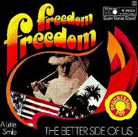 Cover The Better Side Of Us - Freedom Freedom