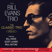 Cover The Bill Evans Trio - The Classic Trio 1959-61