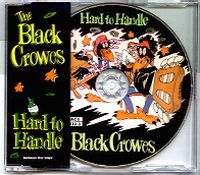 Cover The Black Crowes - Hard To Handle