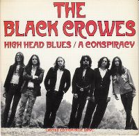 Cover The Black Crowes - High Head Blues