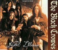 Cover The Black Crowes - Hotel Illness