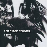 Cover The Black Crowes - Live