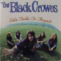 Cover The Black Crowes - She Talks To Angels