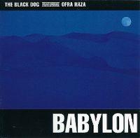 Cover The Black Dog feat. Ofra Haza - Babylon