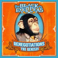 Cover The Black Eyed Peas - Renegotiations: The Remixes