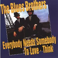 Cover The Blues Brothers - Everybody Needs Somebody To Love