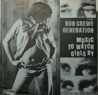 Cover The Bob Crewe Generation - Music To Watch Girls By