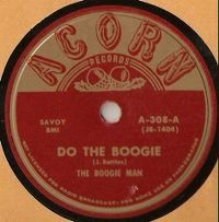 Cover The Boogie Man - Do The Boogie