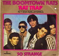 Cover The Boomtown Rats - Rat Trap