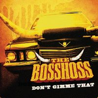 Cover The BossHoss - Don't Gimme That