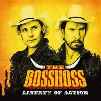 Cover The BossHoss - Liberty Of Action