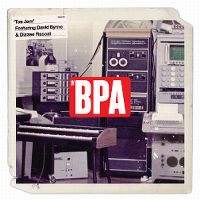 Cover The BPA feat. David Byrne & Dizzee Rascal - Toe Jam