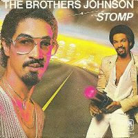 Cover The Brothers Johnson - Stomp!