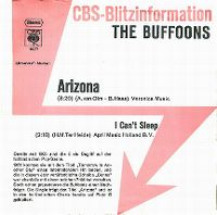 Cover The Buffoons - Arizona