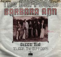 Cover The Buffoons - Barbara Ann