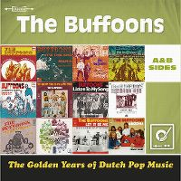 Cover The Buffoons - The Golden Years Of Dutch Pop Music