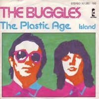 Cover The Buggles - The Plastic Age