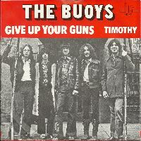 Cover The Buoys - Give Up Your Guns