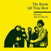 Cover The Byrds - All Time Best - Reclam Musik Edition