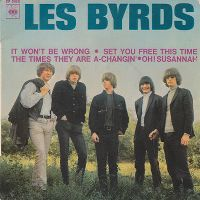 Cover The Byrds - Set You Free This Time