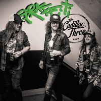 Cover The Cadillac Three - Graffiti