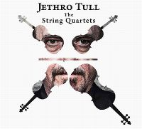 Cover The Carducci Quartet feat. Ian Anderson - Jethro Tull: The String Quartets