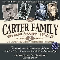 Cover The Carter Family - The Acme Sessions 1952/56