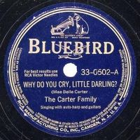 Cover The Carter Family - Who Do You Cry, Little Darling?