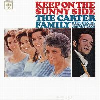 Cover The Carter Family with Johnny Cash - Keep On The Sunny Side