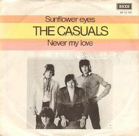 Cover The Casuals - Sunflower Eyes