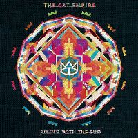 Cover The Cat Empire - Rising With The Sun