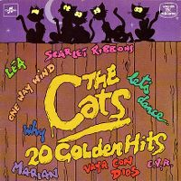 Cover The Cats - 20 Golden Hits