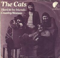 Cover The Cats - Hard To Be Friends