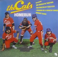 Cover The Cats - Homerun