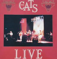 Cover The Cats - Live