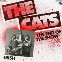Cover The Cats - The End Of The Show