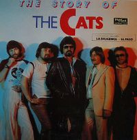 Cover The Cats - The Story Of