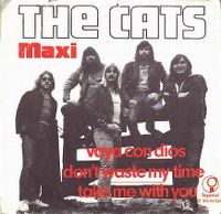 Cover The Cats - Vaya con Dios