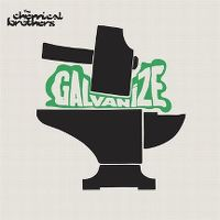 Cover The Chemical Brothers - Galvanize
